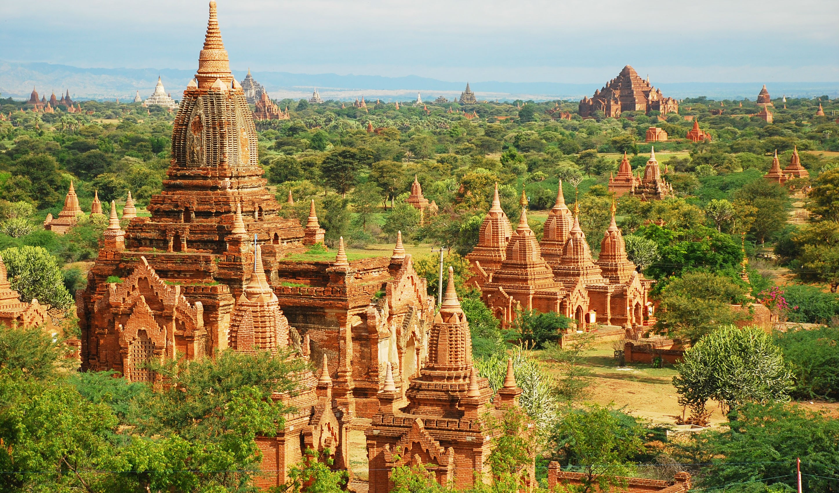 Began in Myanmar