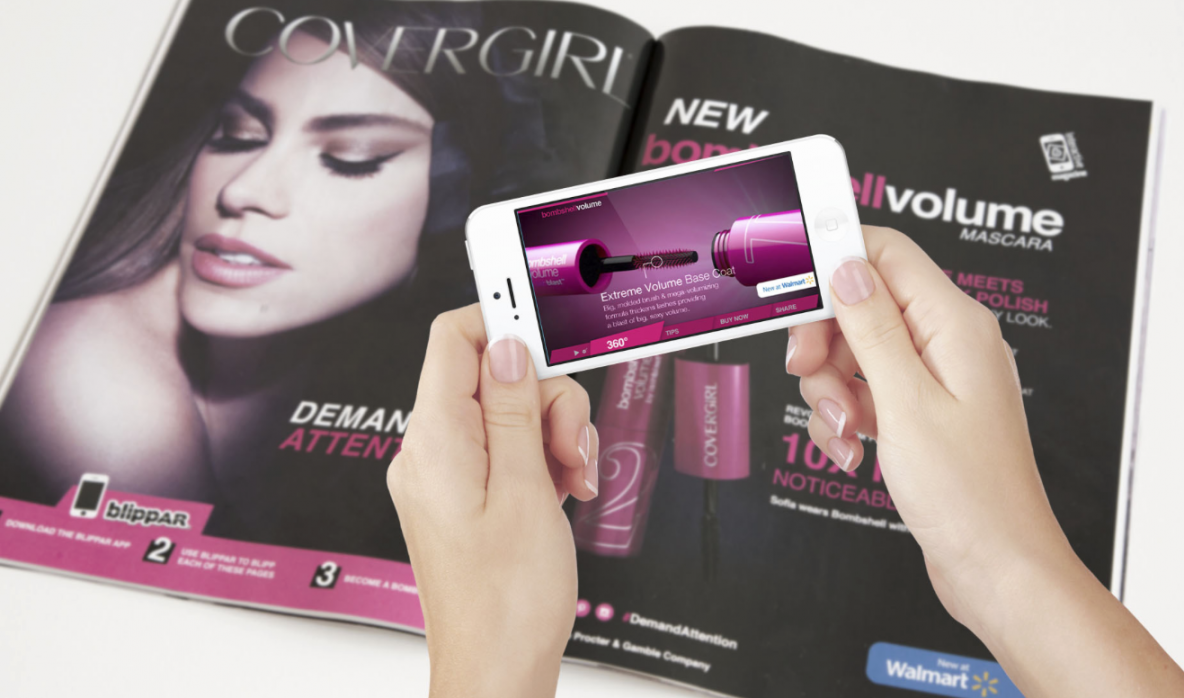 AR In marketing